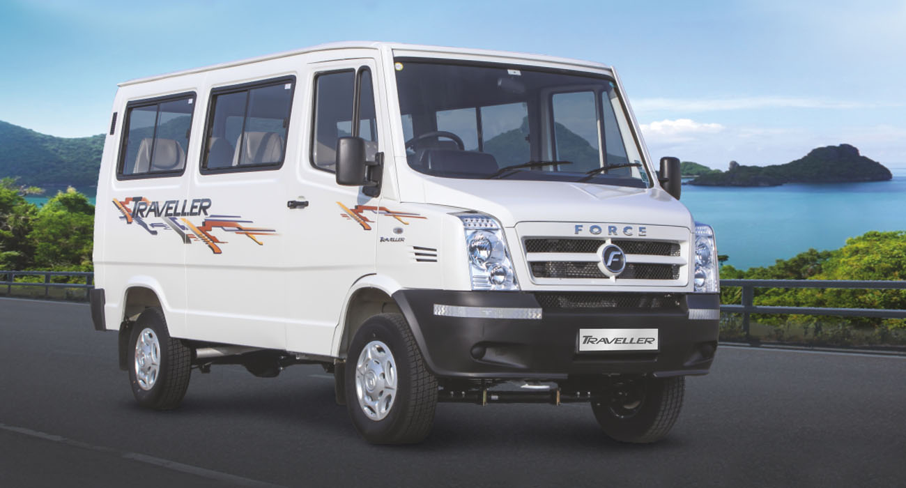 18 Seater Tempo Traveller