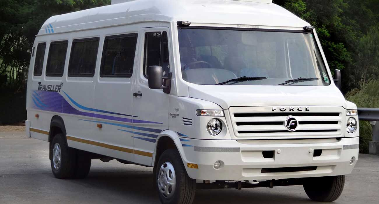 20 Seater Tempo Traveller